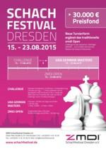 Dresdner Schachsommer